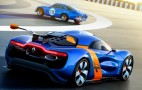 Renault Alpine A110-50 Concept Headed To 2012 Goodwood Festival of Speed