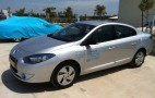 Better Place Electric Renault Fluence ZE In Israel: 1st Week