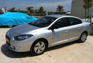 Electric Car Life-Cycle Analysis: Renault Fluence ZE Vs Diesel, Gas Models