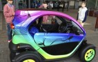 Weekend Test-Drive: Can Tiny Renault Twizy Be A Real Car?