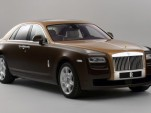 2012 Rolls-Royce Ghost with two-tone option