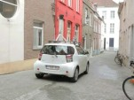 2012 Scion IQ Streetview Car
