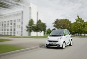 2012 Smart ForTwo Electric Drive Gets More Smart, Gains Speed