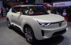 SsangYong XIV-2 Concept Live Photos: 2012 Geneva Motor Show