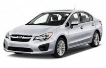 2012 Subaru Impreza 4-door Auto 2.0i Angular Front Exterior View