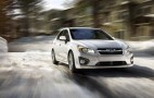 2012 Subaru Impreza: Same Price, More Gas Mileage, Still AWD
