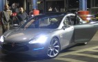 We Ride In the World's Only 2012 Tesla Model S Prototype