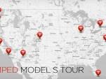 2012 Tesla Model S Get Amped Tour