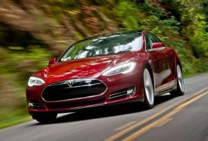 2012 Tesla Model S Signature