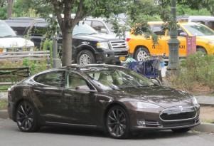 2012 Tesla Model S: First Drive Of All-Electric Sport Sedan