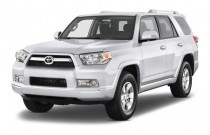 2012 Toyota 4Runner RWD 4-door V6 SR5 (Natl) Angular Front Exterior View