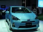 2012 Toyota Aqua hybrid (2012 Toyota Prius C)