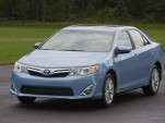 2012 Toyota Camry Hybrid: First Drive