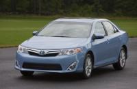Used Toyota Camry Hybrid
