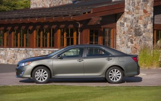 Toyota Snags Five Top Spots In Consumer Reports' 2012 Top Picks