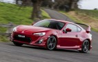 Poor Sales Of Toyota GT 86/Scion FR-S Likely To Rule Out New Variants
