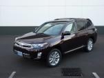 2012 Toyota Highlander Hybrid: Quick Drive, Highest MPG With Third Row