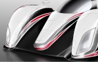 Toyota Announces 2012 Le Mans Comeback And New Hybrid LMP1 Race Car
