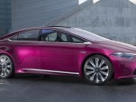 Toyota NS4 Plug-In Hybrid Concept: Is This The Next Camry?