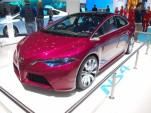 Toyota NS4 Plug-In Hybrid Concept: Geneva Live Photos