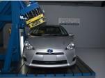 2012 Toyota Prius C, Malibu Eco Get IIHS Top Safety Pick Award