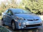 2012 Toyota Prius Plug-In Hybrid, production version road test, San Diego, CA, Jan 2012
