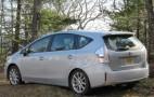 2012 Toyota Prius V: Hybrid Wagon Drive Report