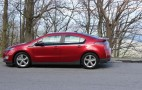 2013 Chevrolet Volt Details: New EV-Hold Mode, MyLink, Safety Systems
