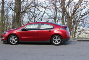 If 63% Of Volt Miles Are Electric, Isn't It An Electric Car?