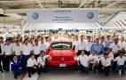 2012 Volkswagen Beetle: Production Begins In Mexico