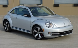 2012 Volkswagen Beetle Turbo Two-Minute Review: Video