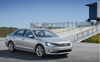 2012 Volkswagen Passat & Routan Recalled