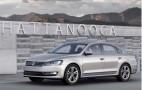 2012 Volkswagen Passat TDI: GreenCarReports Best Car To Buy 2012 Nominee