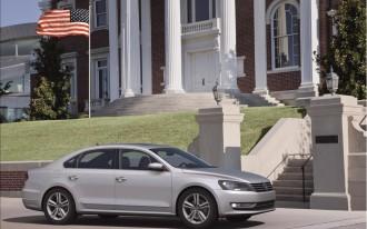 VW's Math Shows U.S. Passat No Bargain For E.U. Buyers