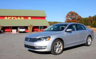 2012 Volkswagen Passat TDI Video Road Test
