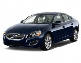 2012 Volvo S60 AWD 4-door Sedan T6 Angular Front Exterior View