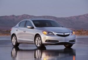 2013 Acura ILX Hybrid: Driven