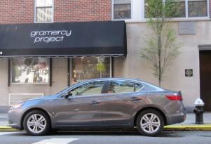 Recall For 2013-2014 Acura ILX Hybrid Headlamp Problem