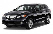2013 Acura RDX FWD 4-door Tech Pkg Angular Front Exterior View