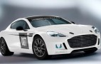 Aston Martin Reveals Hydrogen-Powered Rapide S Racer