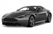 2013 Aston Martin V12 Vantage 2-door Coupe Angular Front Exterior View