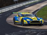 2013 Aston Martin V12 Vantage GT3 race car