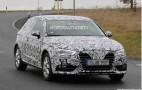 2013 Audi A3 Spy Shots