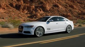 2013 Audi A6 TDI