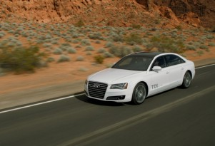 2014 Audi A8 TDI Pricing & EPA Fuel Economy