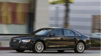 2013 Audi A8 3.0T