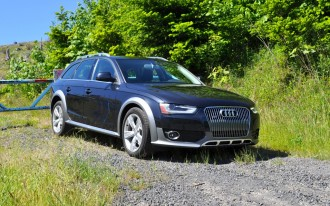 The Worst Accessories--And The Best: 30 Days Of The 2013 Audi Allroad