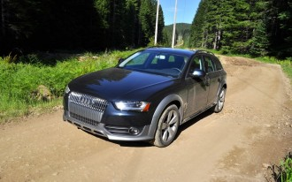 Taking The Audi Allroad Off-Road: 30 Days Of The 2013 Audi Allroad