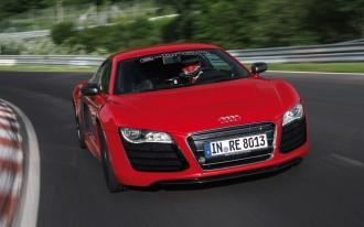 Audi Unplugs R8 e-tron, Electric Car Program Left In Limbo