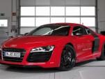 2013 Audi R8 e-tron with 8:09.099 Nürburgring lap time